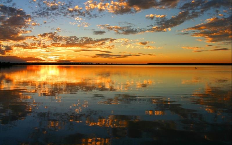 lake nagawicka